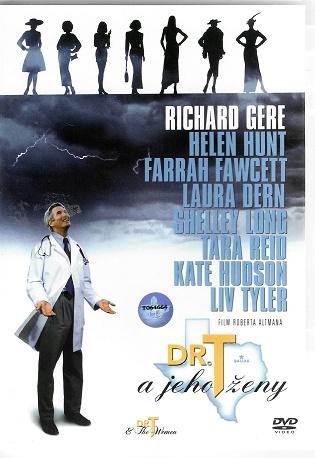 Dr. T a jeho ženy ( plast ) DVD