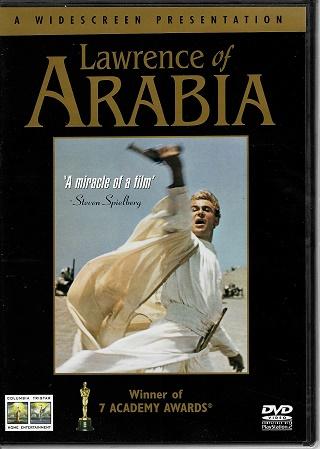Lawrence of Arabia / Lawrence z Arábie 2 DVD ( originální znění, titulky CZ ) plast DVD