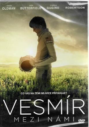 Vesmír mezi námi ( plast ) DVD