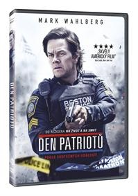 Den patriotů ( plast ) DVD