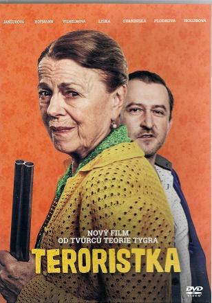 Teroristka ( plast ) DVD