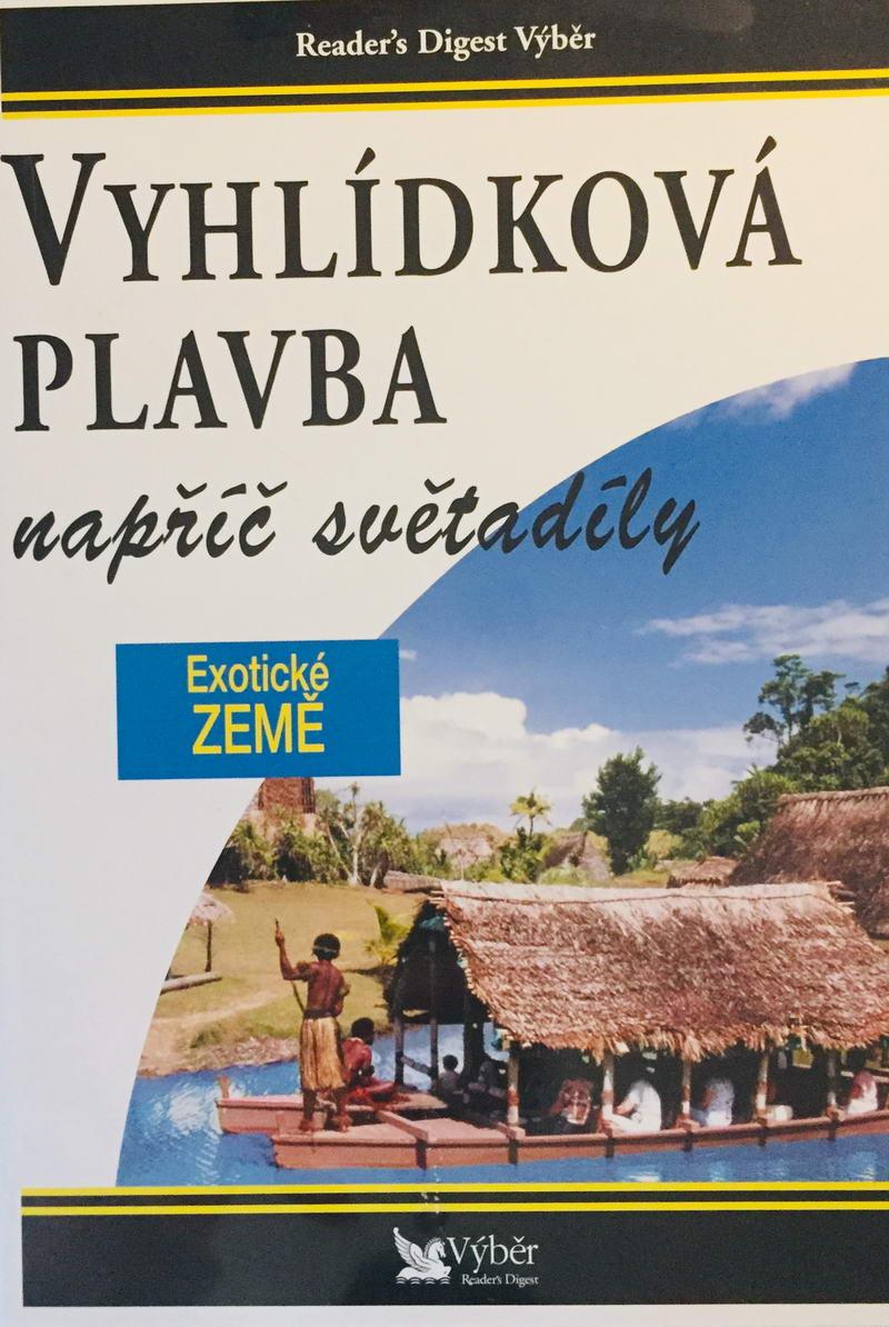 Vyhlídková plavba napříč světadíly - Exotické země - DVD /plast/