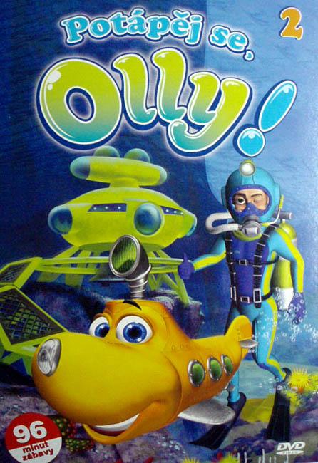 Potápěj se Olly 2 - DVD