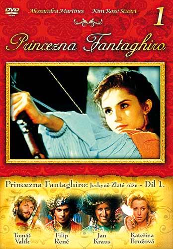 Princezna Fantaghiro Jeskyně Zlaté růže - Díl 1 - DVD