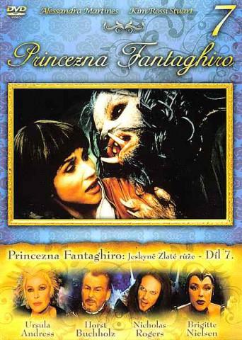 Princezna Fantaghiro: Jeskyně Zlaté růže - Díl 7 - DVD