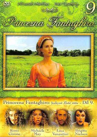 Princezna Fantaghiro: Jeskyně Zlaté růže - Díl 9 - DVD