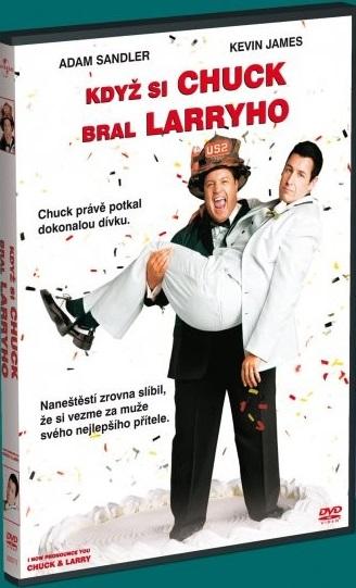 Když si Chuck bral Larryho - DVD