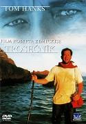 Trosečník - DVD plast