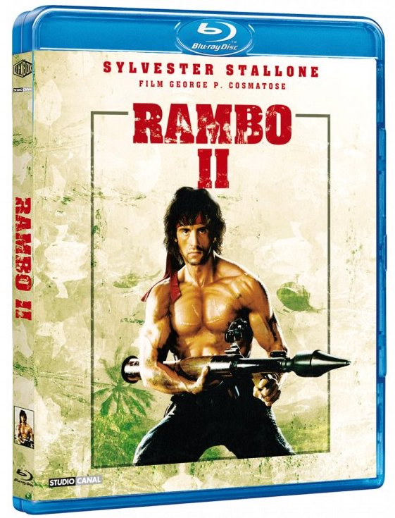 Rambo II - Blu-ray Disc