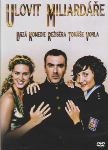 Ulovit miliardáře - DVD