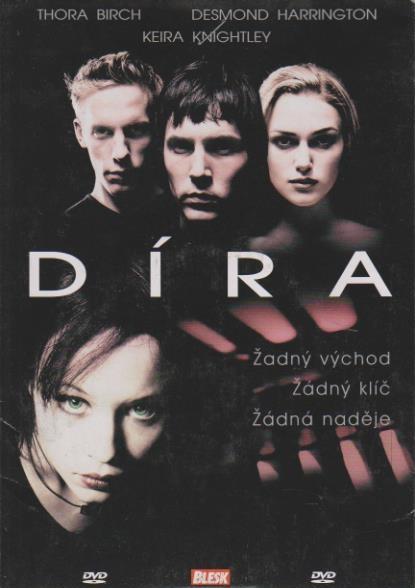 Díra - DVD