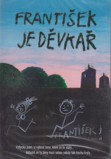 František je děvkař - DVD