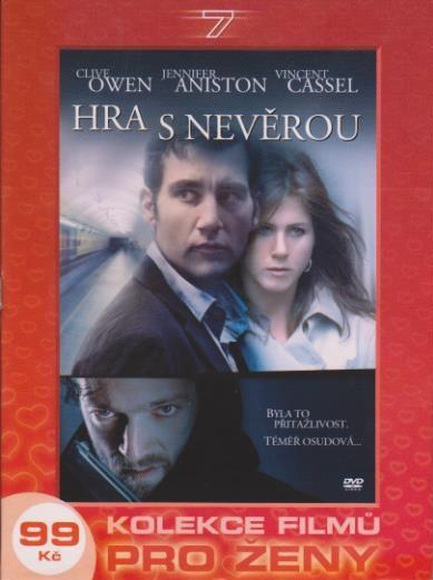 Hra s nevěrou - DVD