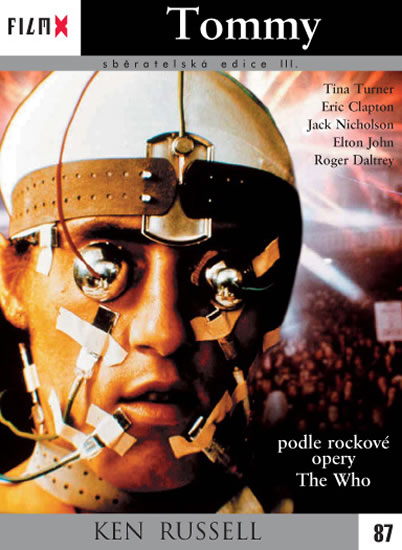 Tommy - DVD digipack