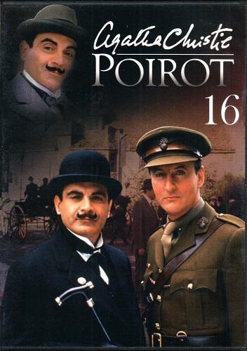 Poirot 16 ( zvuk český ) - DVD