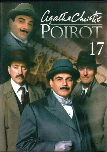 Poirot 17 ( zvuk český ) - DVD