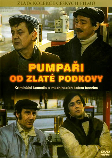 Pumpaři od zlaté podkovy - DVD