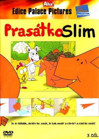 Prasátko Slim 3 - DVD