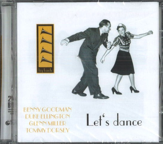 Let´s dance - CD