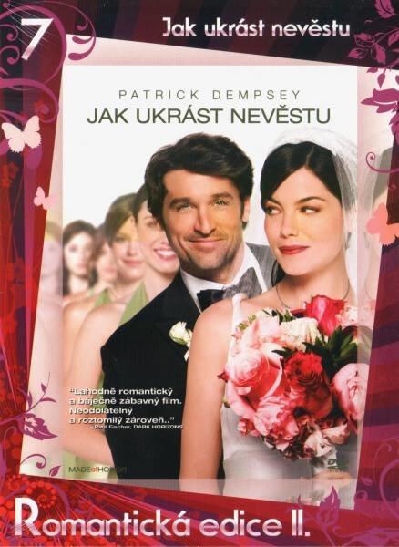 Jak ukrást nevěstu - DVD digipack