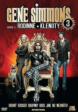 Gene Simmons: Rodinné klenoty 3 - DVD