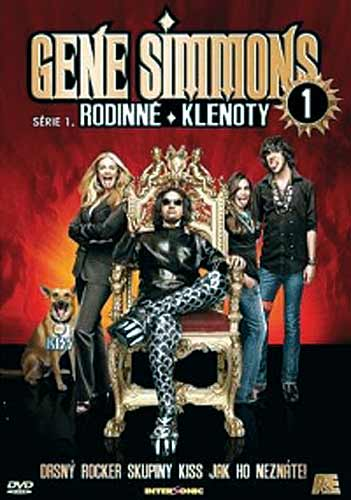 Gene Simmons: Rodinné klenoty 1 - DVD