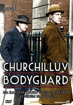 Churchillův bodyguard DVD 5