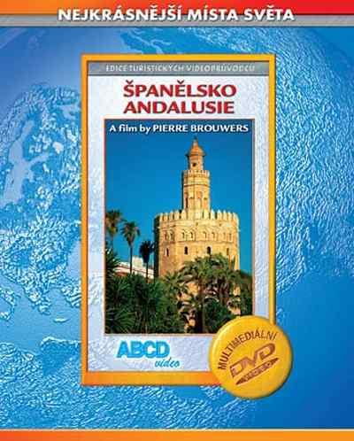 Nejkrásnější místa světa 55 - Španělsko, Andalusie - DVD