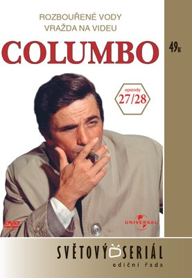 Columbo 27/28 - Rozbouřené vody/ Vražda na videu - DVD