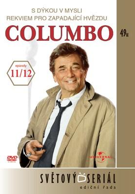 Columbo 11/ 12 - S dýkou v mysli/ Rekviem pro zapadající hvězdu - DVD
