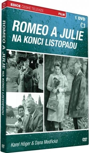 Romeo a Julie na konci listopadu - DVD
