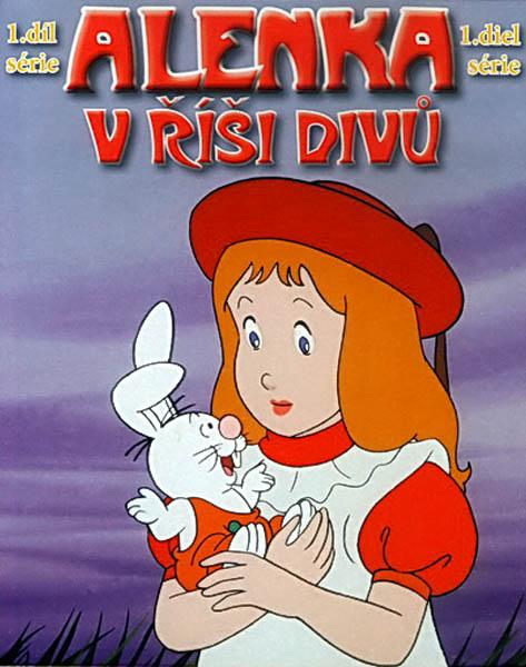Alenka v říši divů - 1.díl série - DVD