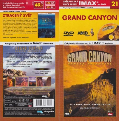 IMAX - 21 - Grand Canyon - DVD
