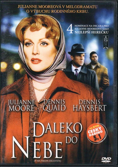 Daleko do nebe - slim DVD
