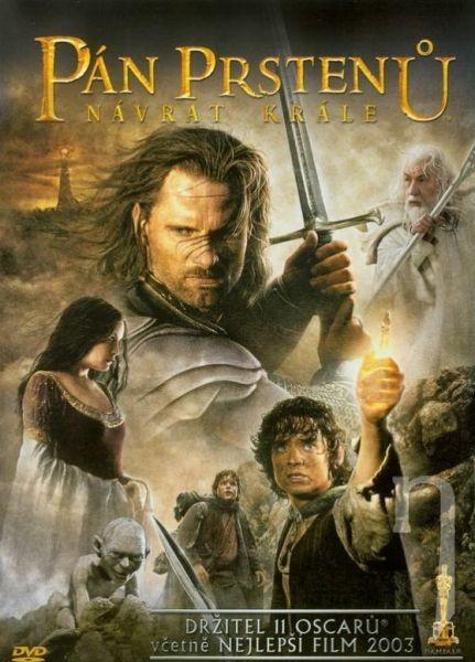 Pán prstenů Návrat krále - DVD