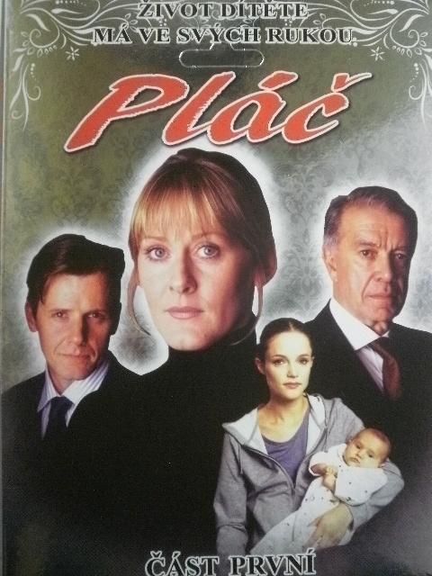 Pláč - část první - DVD