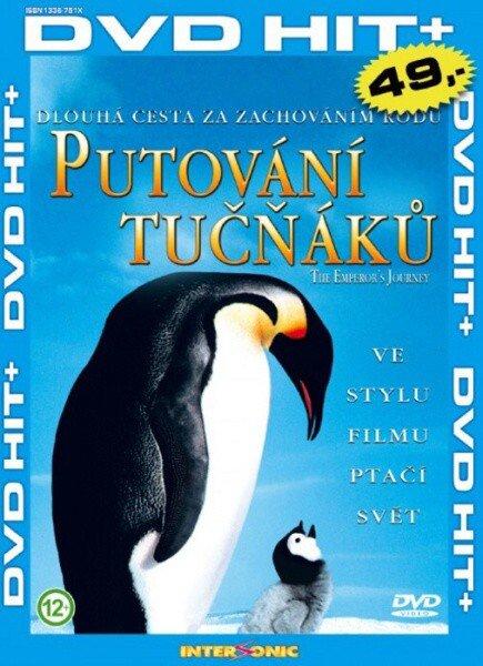 Putování tučňáků - DVD