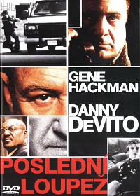 Poslední loupež - DVD - pošetka