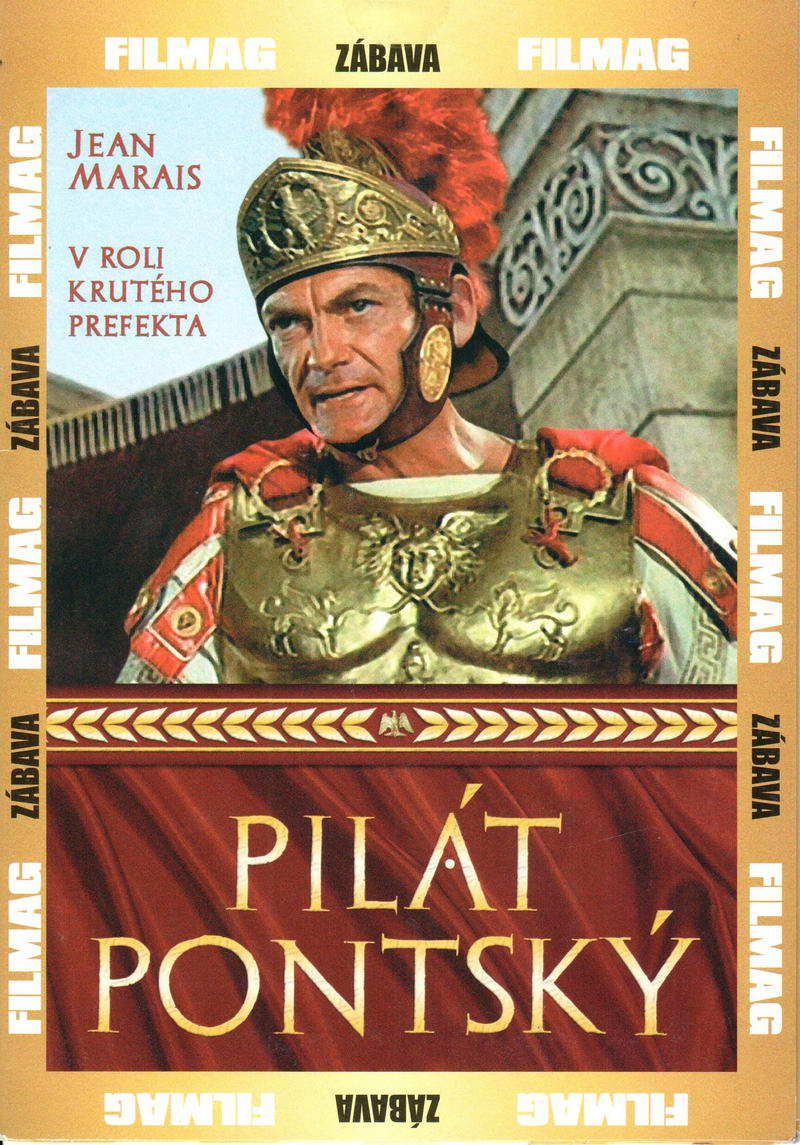 Pilát Pontský - DVD