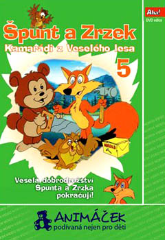 Špunt a Zrzek 05 - DVD