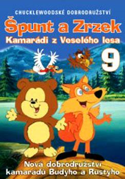 Špunt a Zrzek 09 - DVD