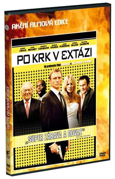 Po krk v extázi - DVD