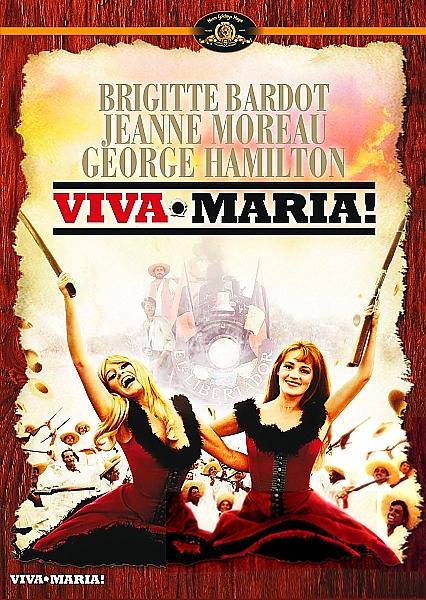 Viva Maria! - DVD