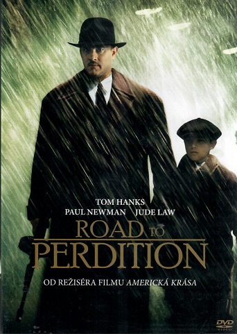 Road to Perdition / Cesta do zatracení  ( plast ) - DVD
