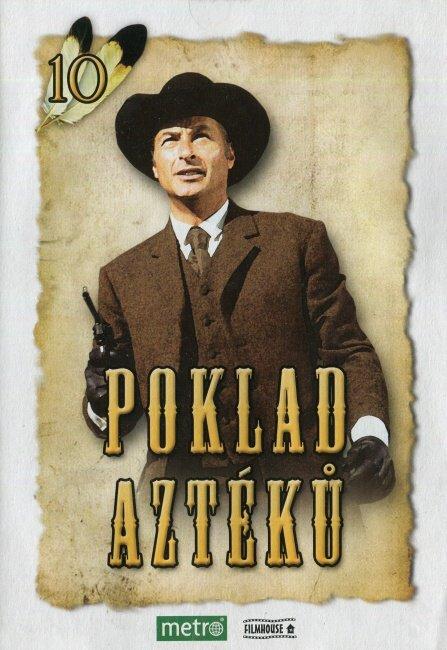 Karel May - Poklad Aztéků - DVD