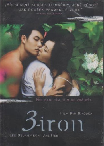 3-iron - DVD plast