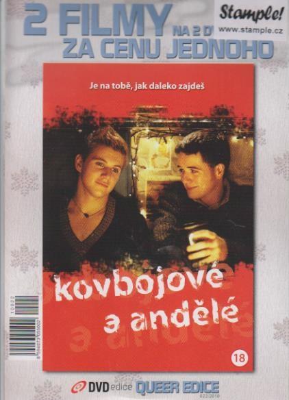 Kovbojové a andělé + Sebastian - DVD