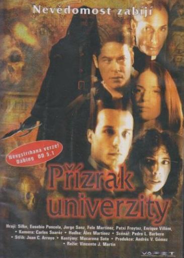 Přízrak univerzity - DVD