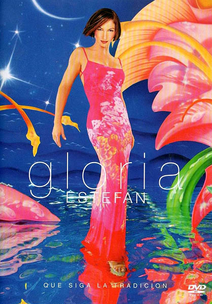 Gloria Estefan - Que siga la tradicion - DVD