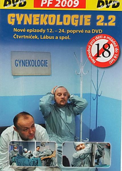 Gynekologie 2.2 - DVD